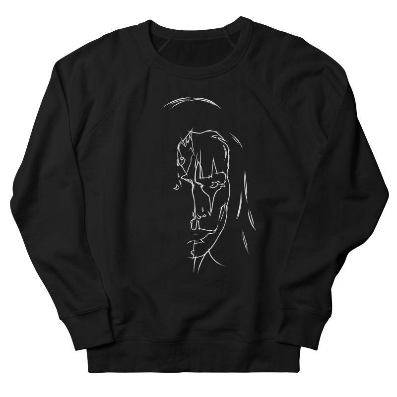 Believe in Angels Women's Sweatshirt by exiledesigns's Artist Shop