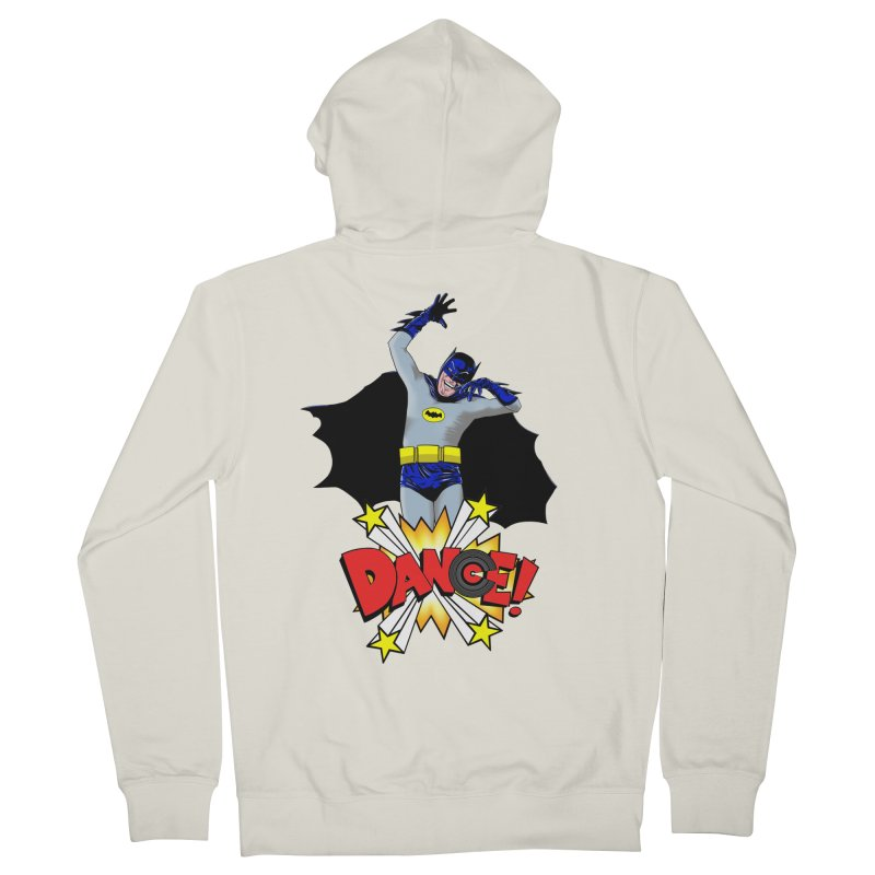 Bat-Dance! Men's Zip-Up Hoody by exiledesigns's Artist Shop