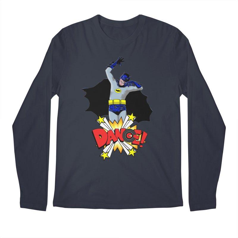 Bat-Dance! Men's Longsleeve T-Shirt by exiledesigns's Artist Shop