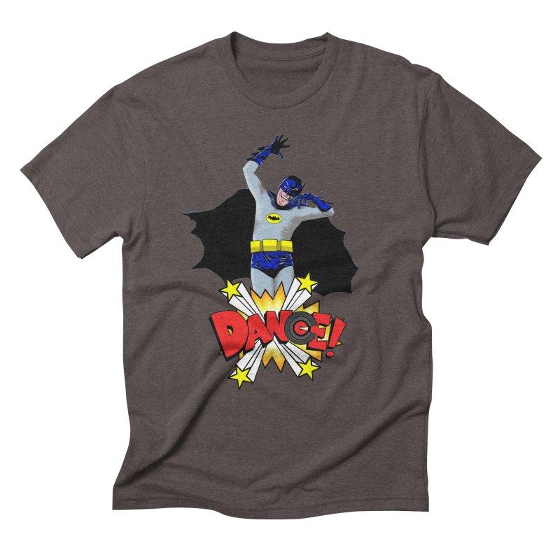 Bat-Dance! Men's Triblend T-Shirt by exiledesigns's Artist Shop