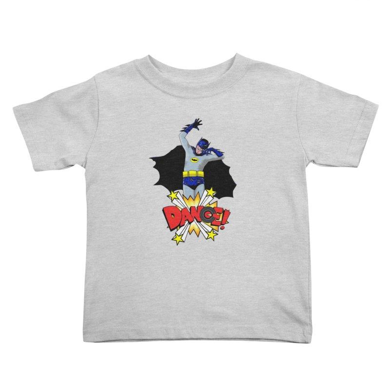Bat-Dance! Kids Toddler T-Shirt by exiledesigns's Artist Shop