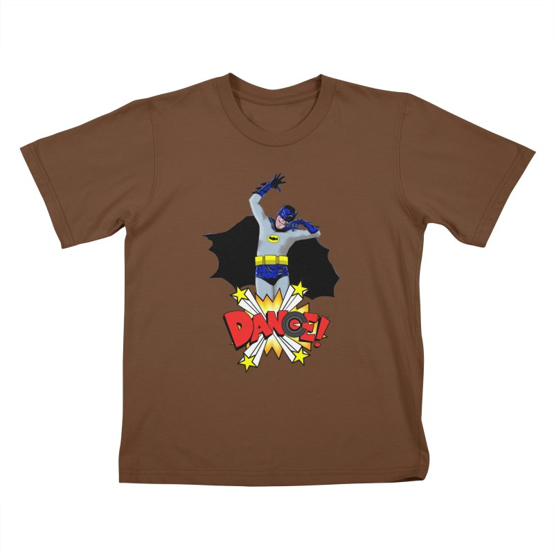 Bat-Dance! Kids T-Shirt by exiledesigns's Artist Shop