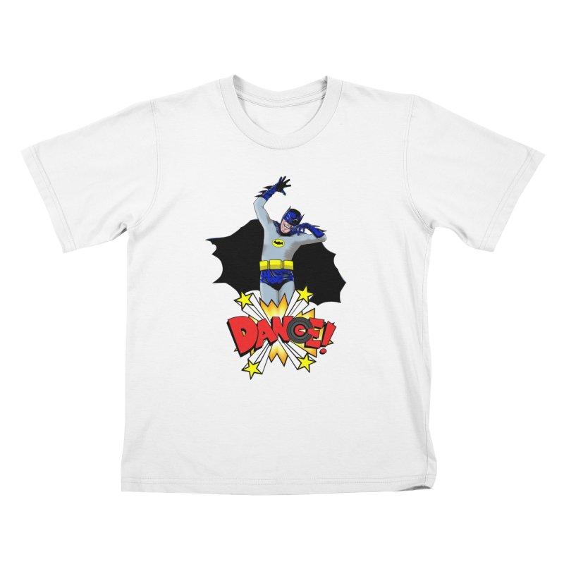 Bat-Dance! Kids T-shirt by exiledesigns's Artist Shop