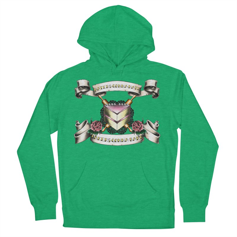 Bakers Gonna Bake Men's Pullover Hoody by exiledesigns's Artist Shop