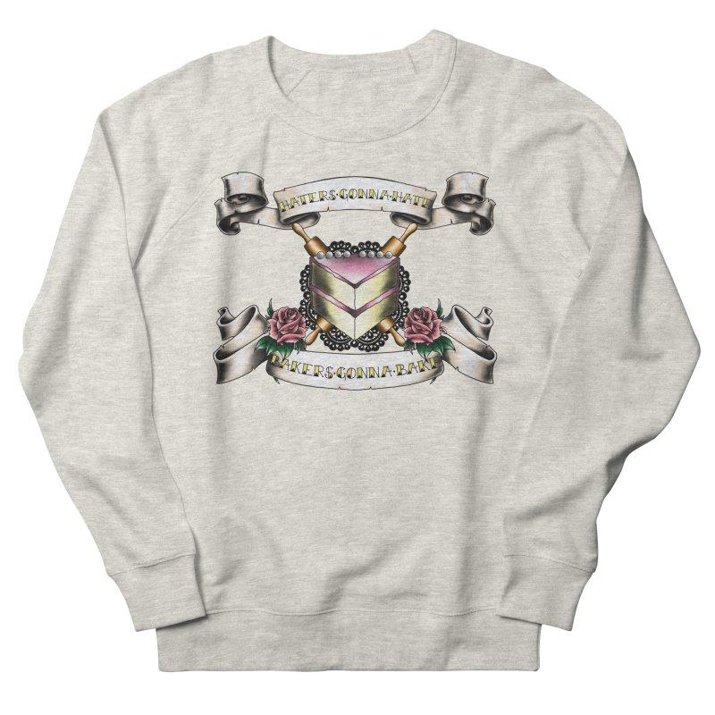 Bakers Gonna Bake Men's Sweatshirt by exiledesigns's Artist Shop