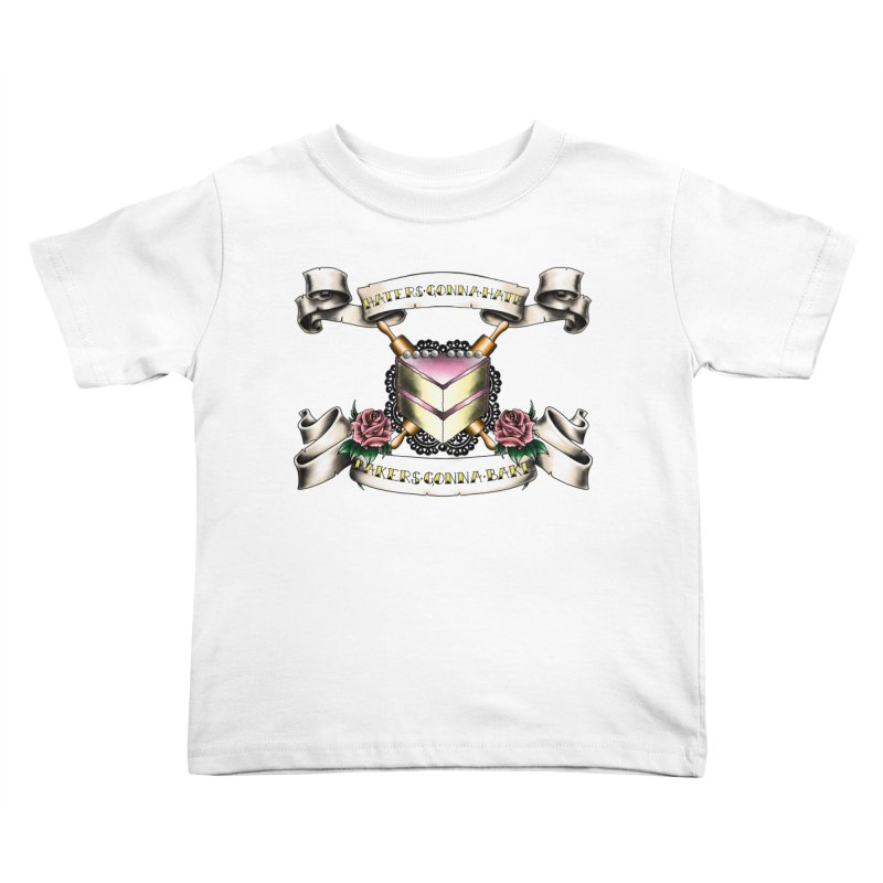 Bakers Gonna Bake Kids Toddler T-Shirt by exiledesigns's Artist Shop