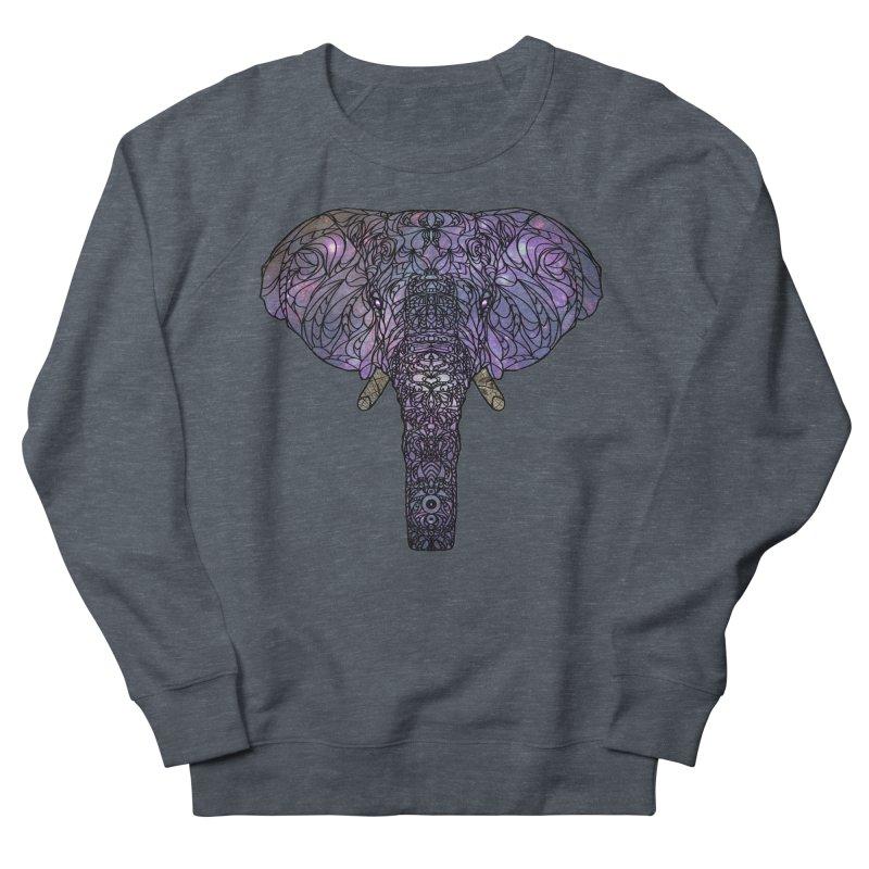 The 'Brilliant' Majestic Elephant  Women's Sweatshirt by exiledesigns's Artist Shop