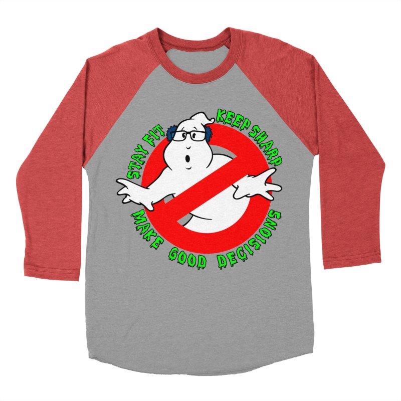 The Keymaster Men's Baseball Triblend T-Shirt by exiledesigns's Artist Shop