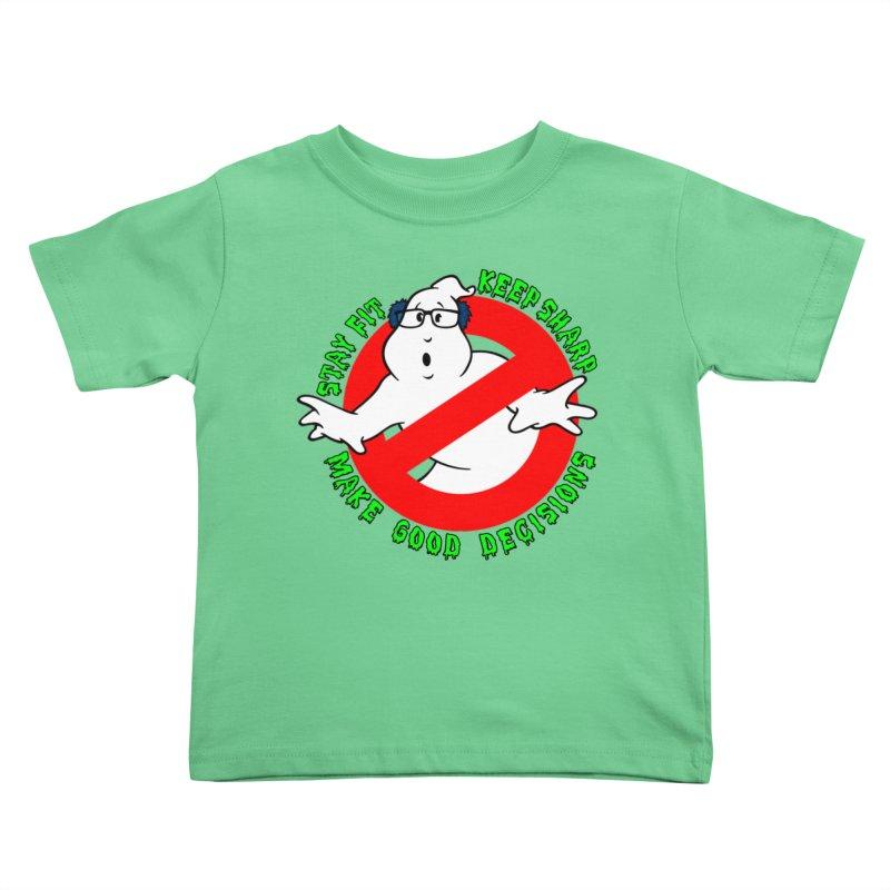 The Keymaster Kids Toddler T-Shirt by exiledesigns's Artist Shop