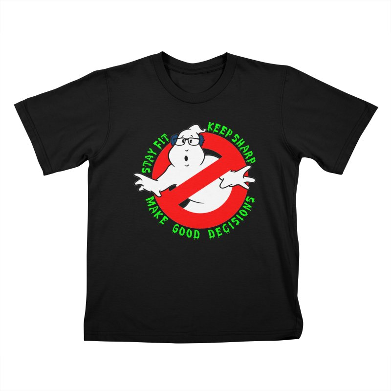 The Keymaster Kids T-shirt by exiledesigns's Artist Shop