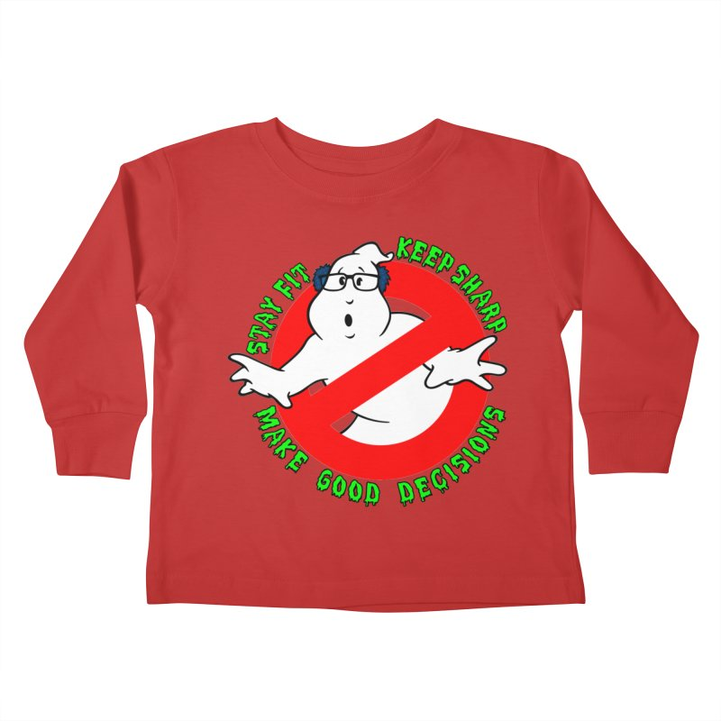 The Keymaster Kids Toddler Longsleeve T-Shirt by exiledesigns's Artist Shop