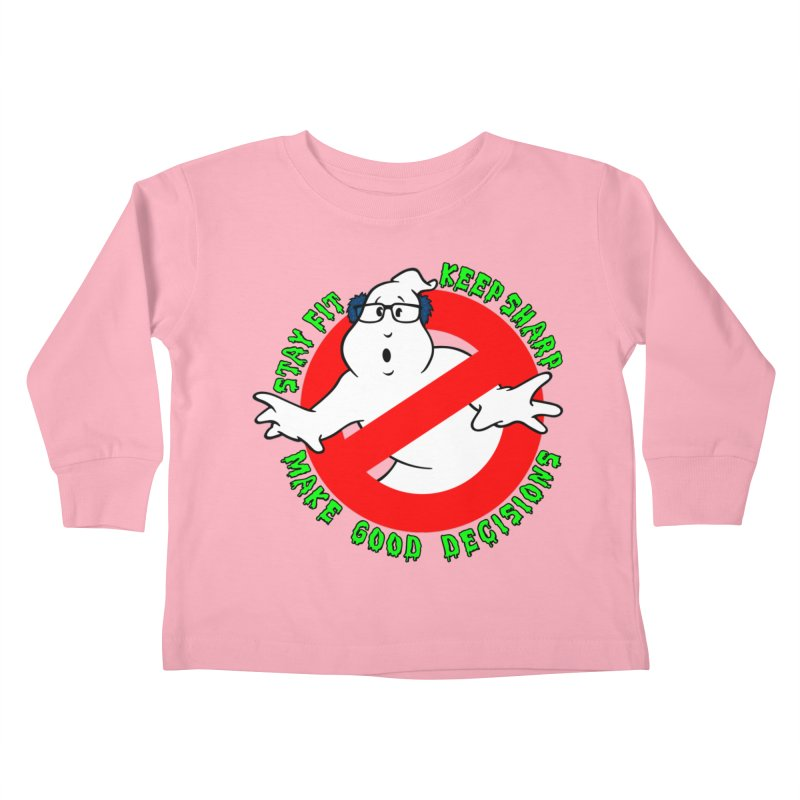 The Keymaster Kids Toddler Longsleeve T-Shirt by exiledesigns's Artist Shop