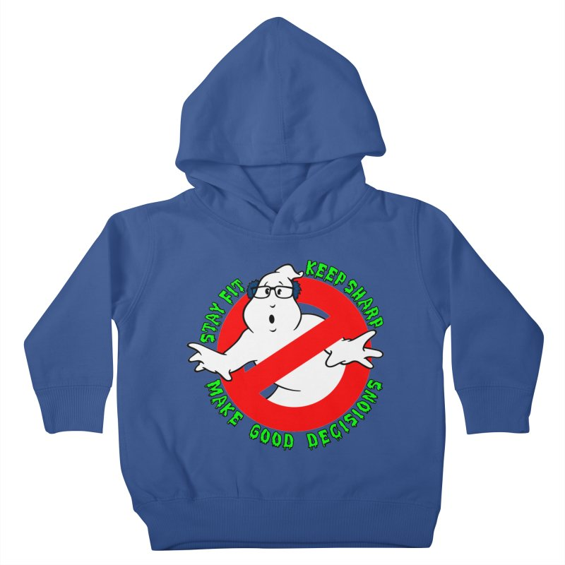 The Keymaster Kids Toddler Pullover Hoody by exiledesigns's Artist Shop