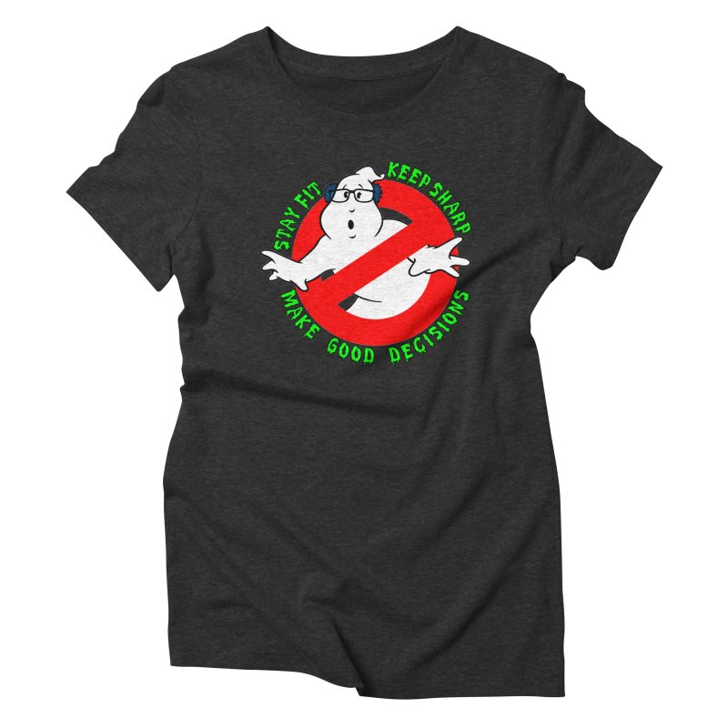 The Keymaster Women's Triblend T-shirt by exiledesigns's Artist Shop