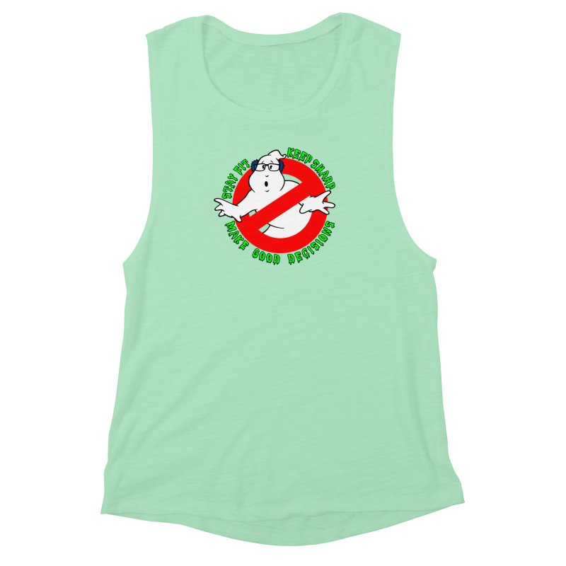 The Keymaster Women's Muscle Tank by exiledesigns's Artist Shop