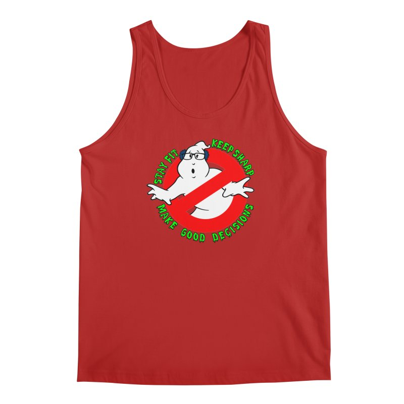 The Keymaster Men's Tank by exiledesigns's Artist Shop