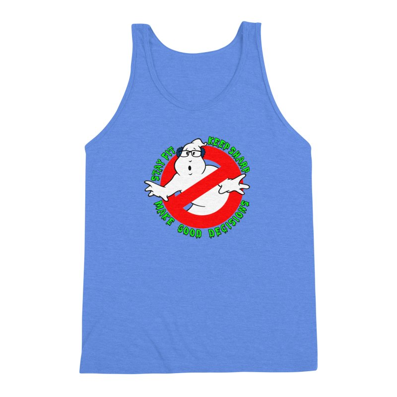 The Keymaster Men's Triblend Tank by exiledesigns's Artist Shop