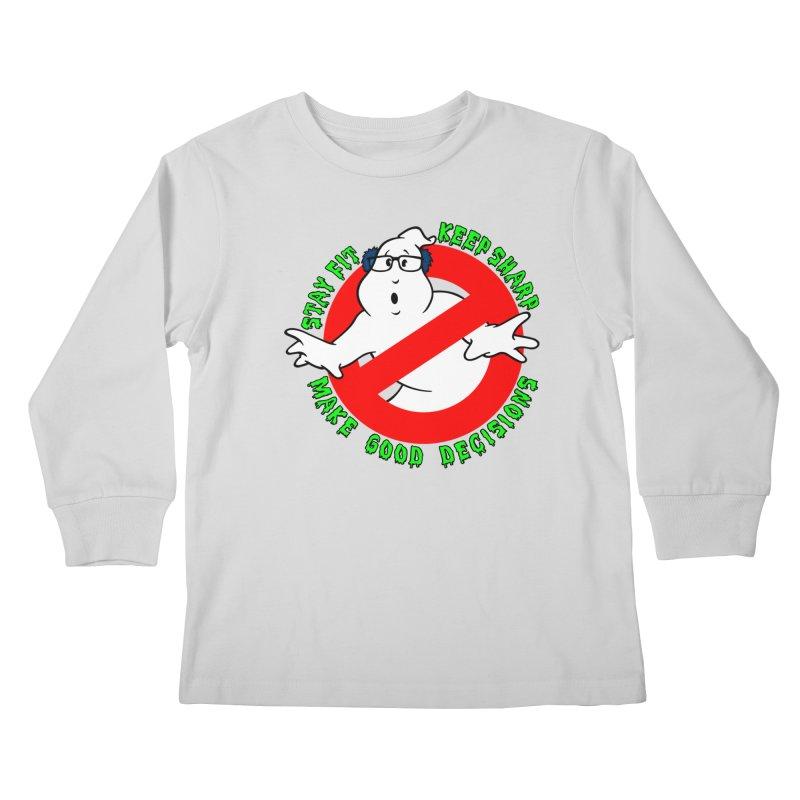 The Keymaster Kids Longsleeve T-Shirt by exiledesigns's Artist Shop