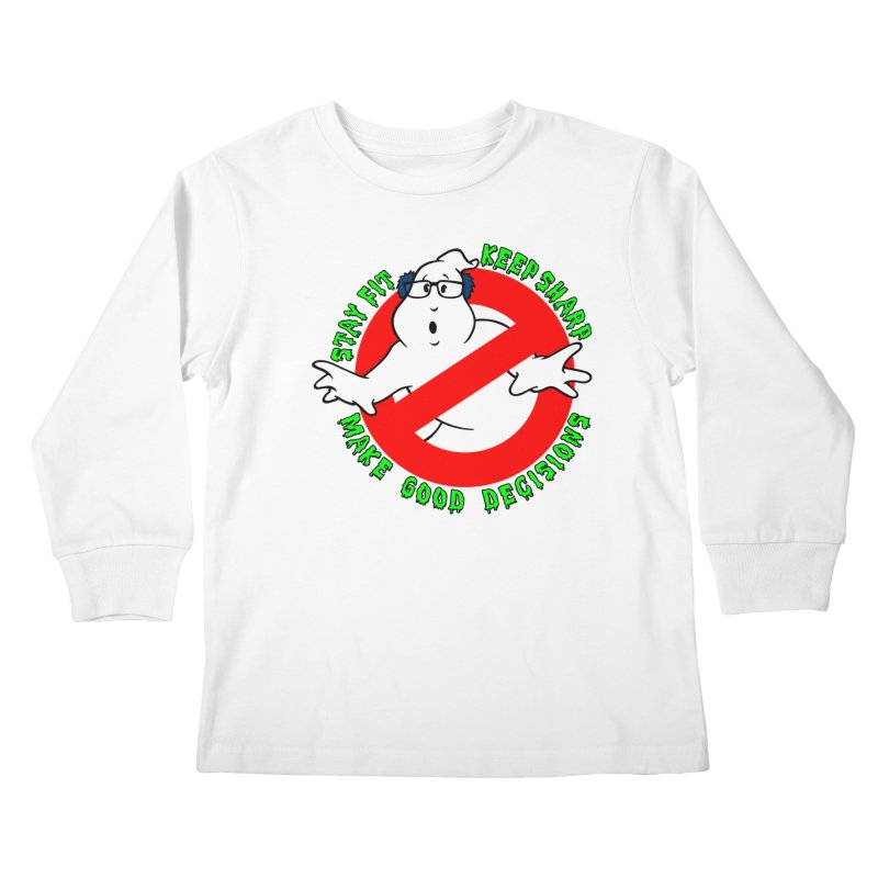 The Keymaster Kids Longsleeve T-Shirt by exiledesigns's Artist Shop