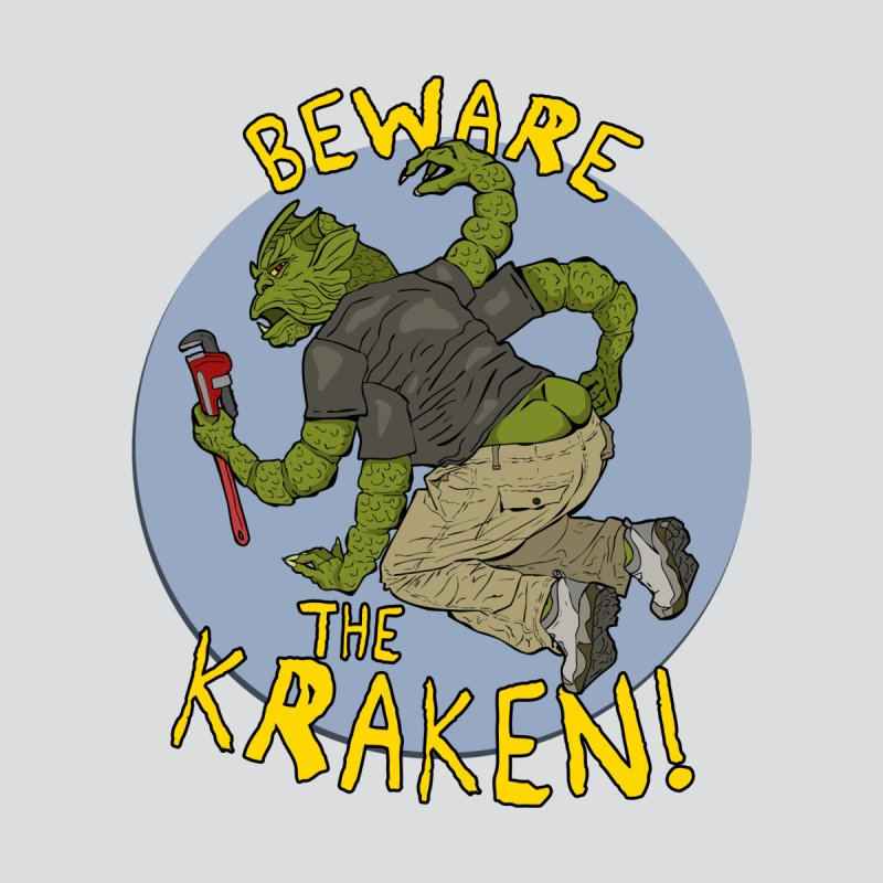 Beware the Kraken! None  by ExistentialEgg's Menagerie of Wearable Junk