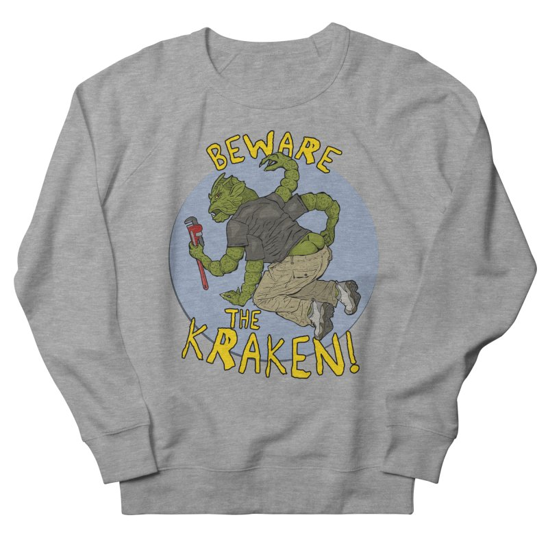 Beware the Kraken!   by ExistentialEgg's Menagerie of Wearable Junk