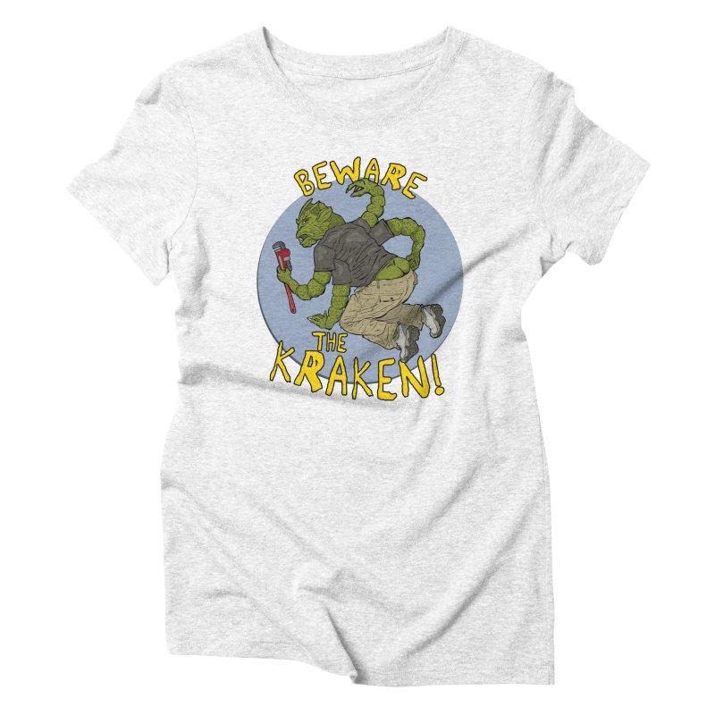 Beware the Kraken!   by ExistentialEgg's Menagerie of Wearable Junk