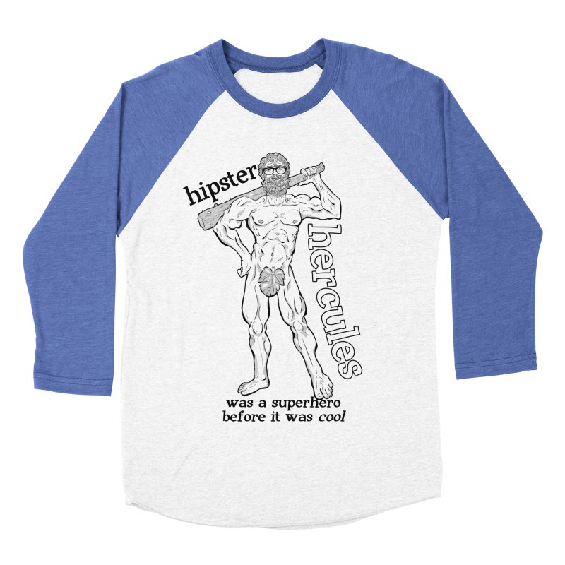 Hipster Hercules   by ExistentialEgg's Menagerie of Wearable Junk