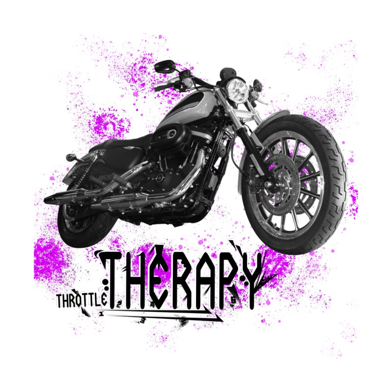 throttle therapy splatter 2 by ExploreDaily's Artist Shop