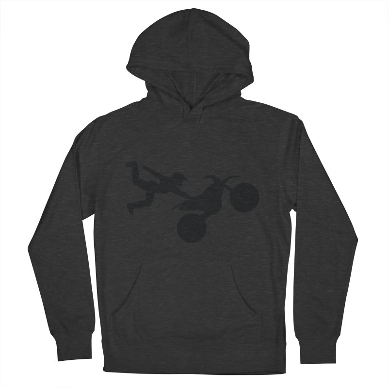 FMX LIFESTYLE JERKSTUNTS Women's French Terry Pullover Hoody by ExploreDaily's Artist Shop
