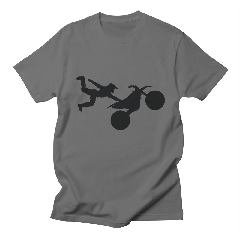 FMX LIFESTYLE JERKSTUNTS Men's T-Shirt by ExploreDaily's Artist Shop