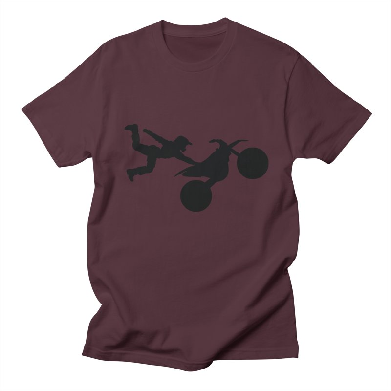 FMX LIFESTYLE JERKSTUNTS Men's Regular T-Shirt by ExploreDaily's Artist Shop