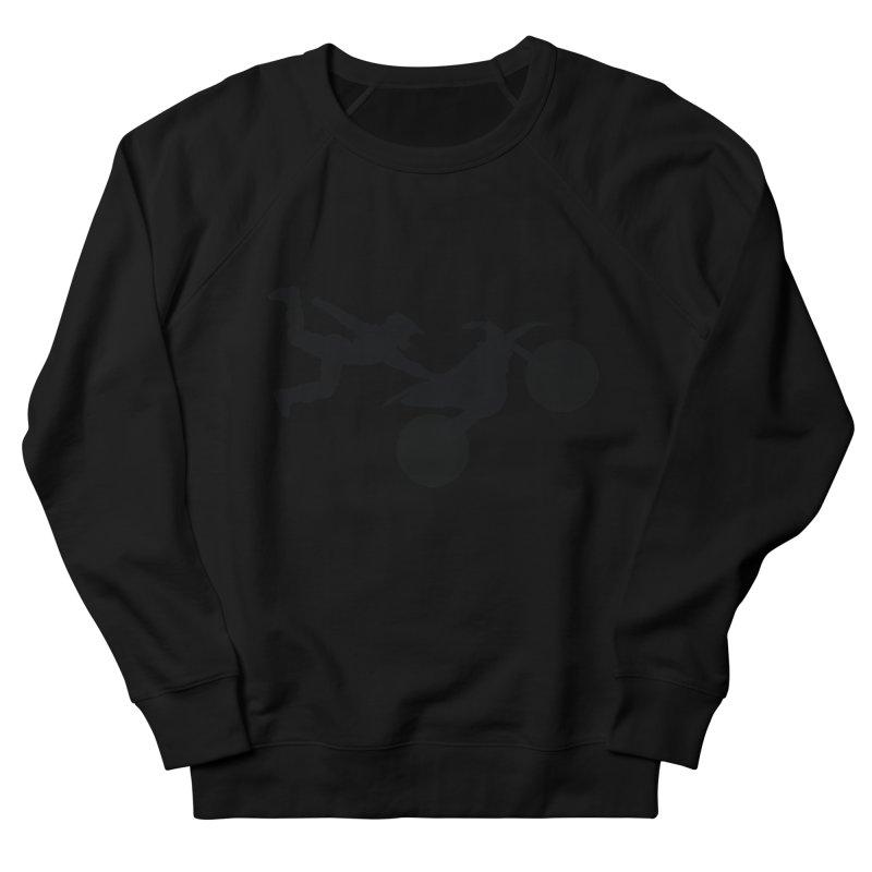 FMX LIFESTYLE JERKSTUNTS Women's French Terry Sweatshirt by ExploreDaily's Artist Shop