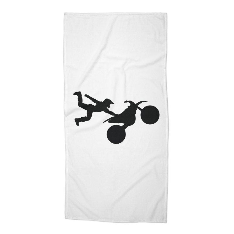 FMX LIFESTYLE JERKSTUNTS Accessories Beach Towel by ExploreDaily's Artist Shop