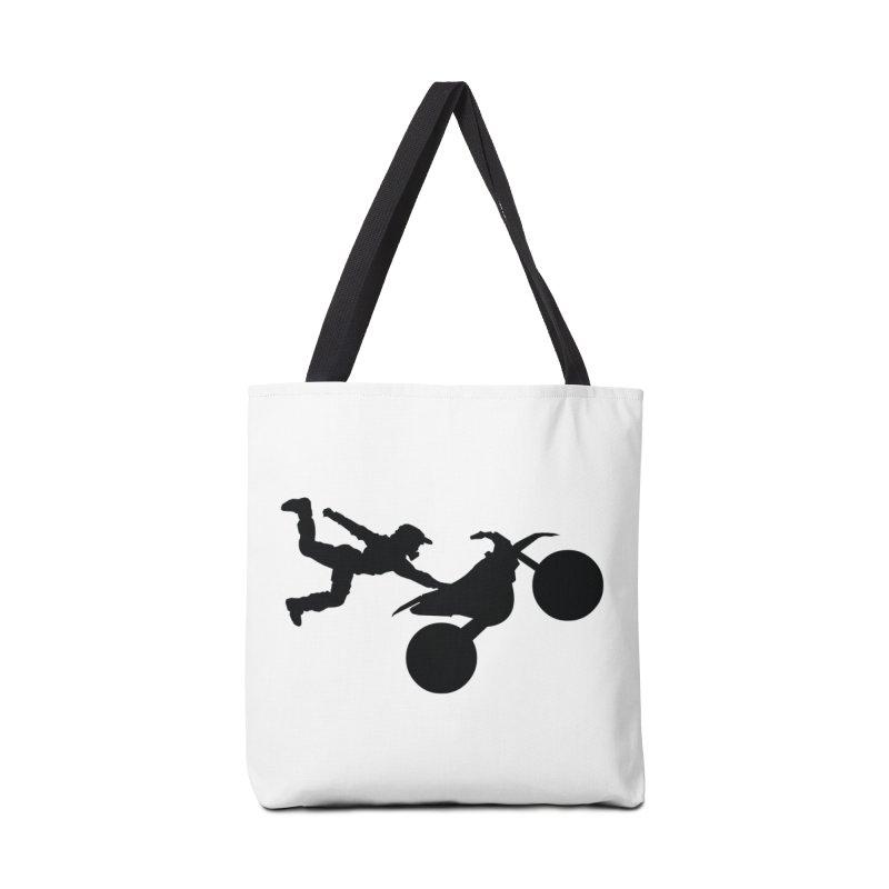 FMX LIFESTYLE JERKSTUNTS Accessories Bag by ExploreDaily's Artist Shop