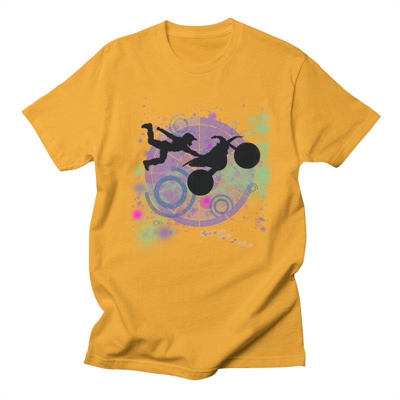 AIR TIME JERKSTUNTS Men's T-Shirt by ExploreDaily's Artist Shop