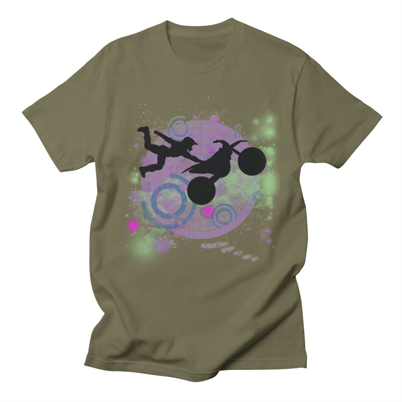 AIR TIME JERKSTUNTS Men's Regular T-Shirt by ExploreDaily's Artist Shop