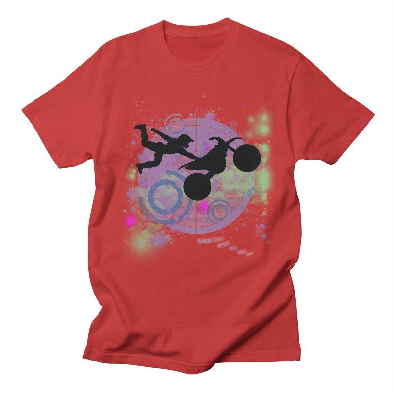 AIR TIME JERKSTUNTS Men's Regular T-Shirt by ExploreDaily's Artist Shop
