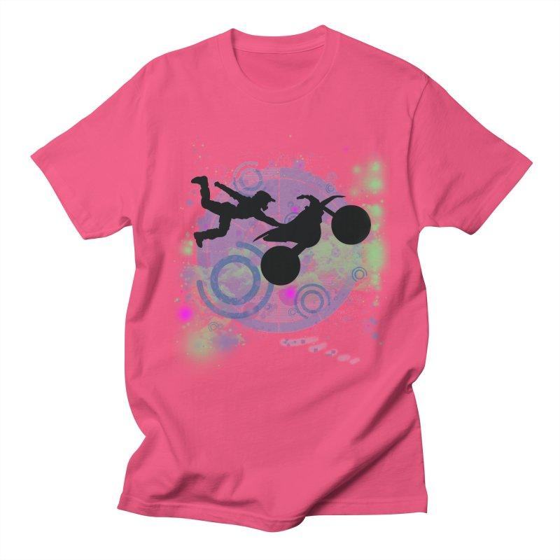 AIR TIME JERKSTUNTS Women's Regular Unisex T-Shirt by ExploreDaily's Artist Shop