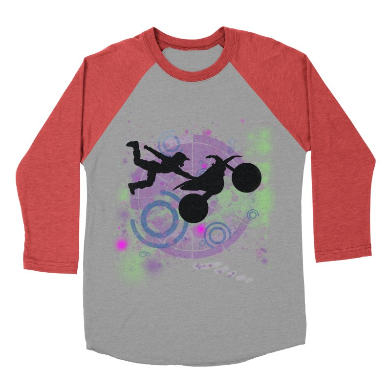 AIR TIME JERKSTUNTS Men's Longsleeve T-Shirt by ExploreDaily's Artist Shop