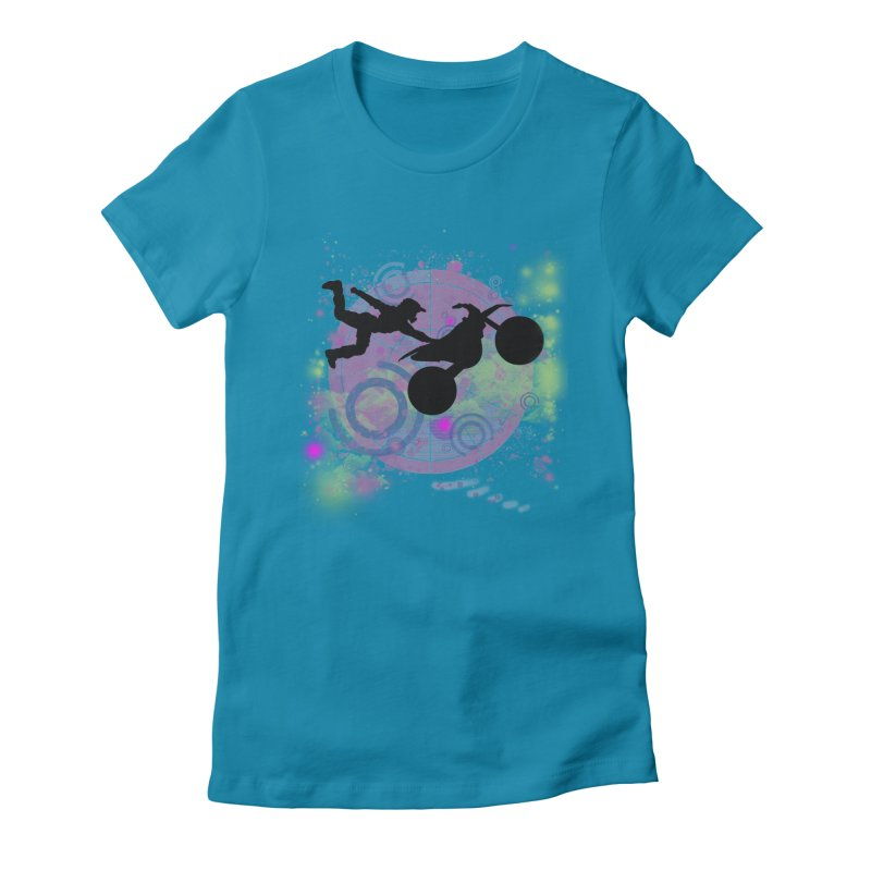 AIR TIME JERKSTUNTS Women's T-Shirt by ExploreDaily's Artist Shop