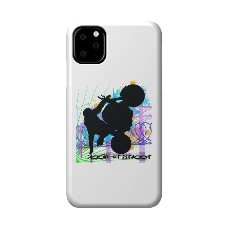 KEEP IT STREET JERKSTUNTS ALL ARTWORK © Accessories Phone Case by ExploreDaily's Artist Shop
