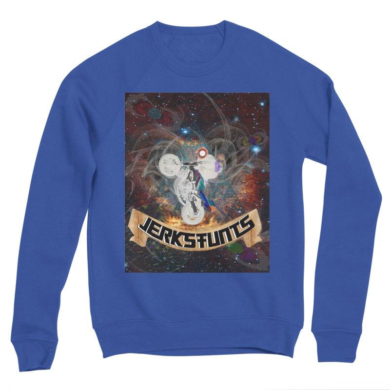SPACE TEAM JERKSTUNTS Men's Sweatshirt by ExploreDaily's Artist Shop