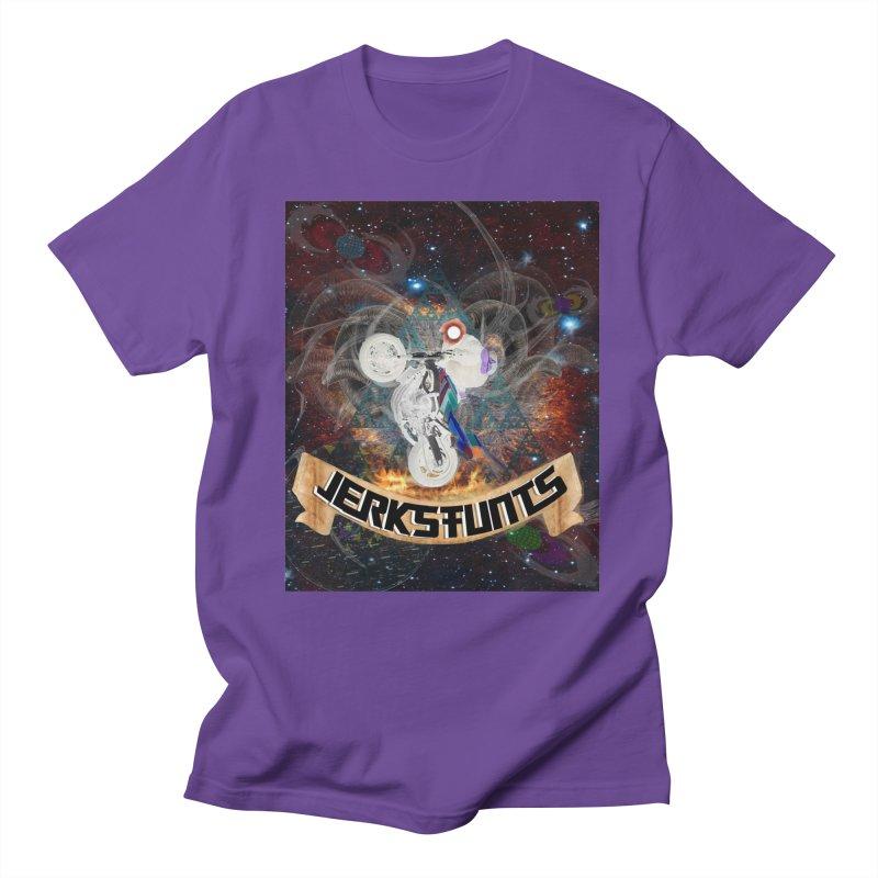 SPACE TEAM JERKSTUNTS Women's Regular Unisex T-Shirt by ExploreDaily's Artist Shop