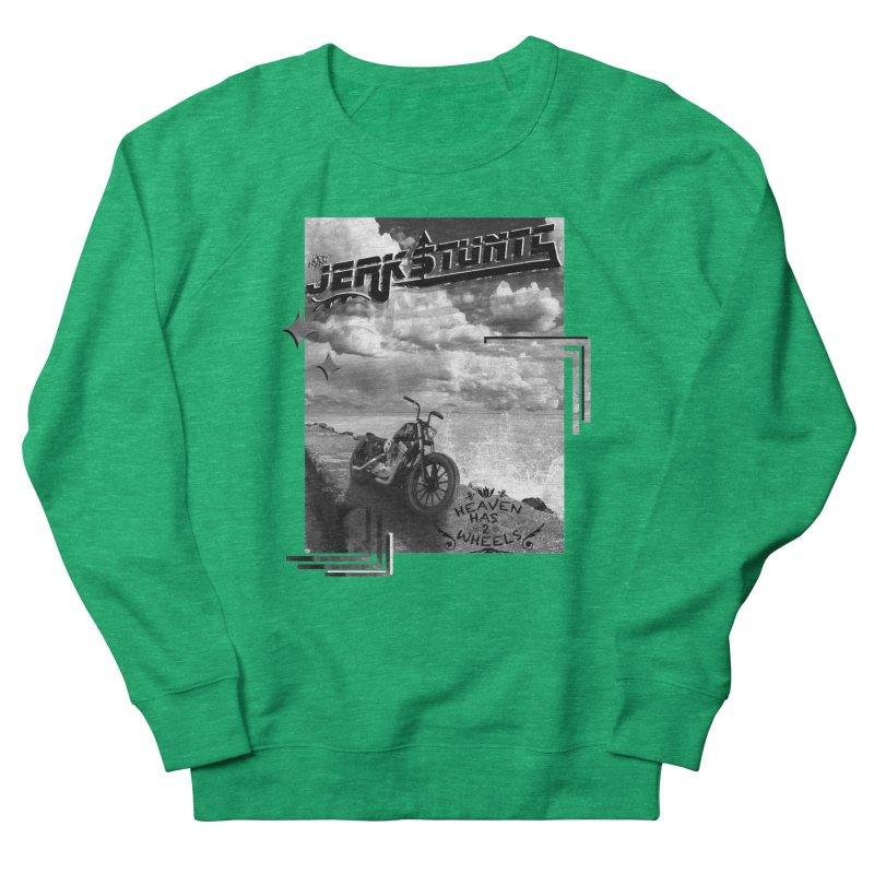 HEAVEN HAS 2 WHEELS CYBERTECH REMIX Women's Sweatshirt by ExploreDaily's Artist Shop