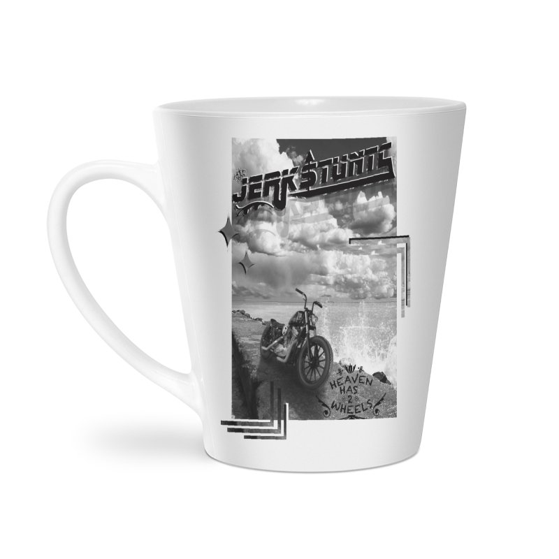 HEAVEN HAS 2 WHEELS CYBERTECH REMIX Accessories Mug by ExploreDaily's Artist Shop