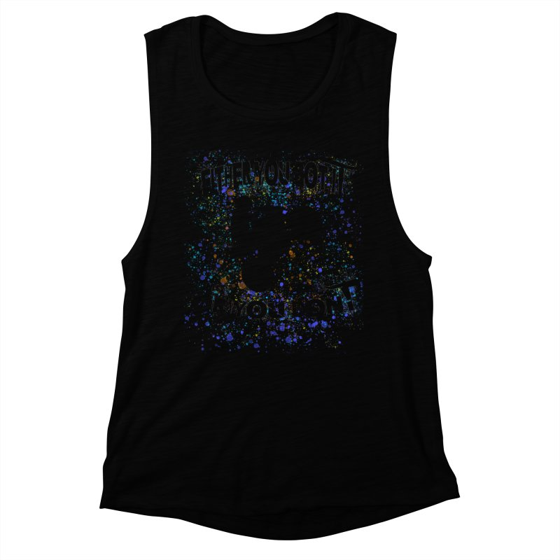 EITHER YOU GOT IT OR YOU DON'T JERKSTUNTS Women's Muscle Tank by ExploreDaily's Artist Shop