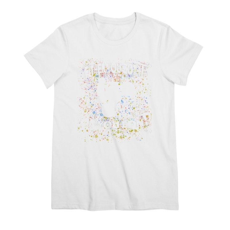EITHER YOU GOT IT OR YOU DON'T JERKSTUNTS ALBINO Women's Premium T-Shirt by ExploreDaily's Artist Shop