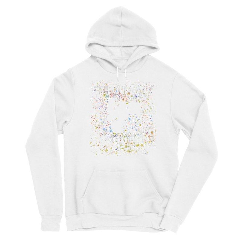 EITHER YOU GOT IT OR YOU DON'T JERKSTUNTS ALBINO Women's Sponge Fleece Pullover Hoody by ExploreDaily's Artist Shop