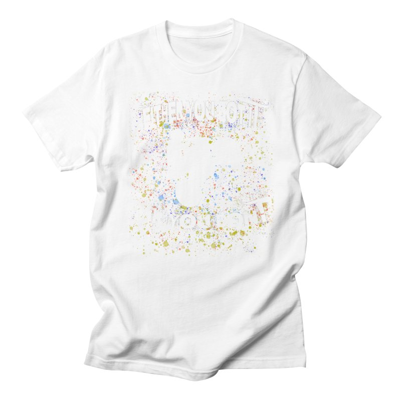 EITHER YOU GOT IT OR YOU DON'T JERKSTUNTS ALBINO Men's T-Shirt by ExploreDaily's Artist Shop