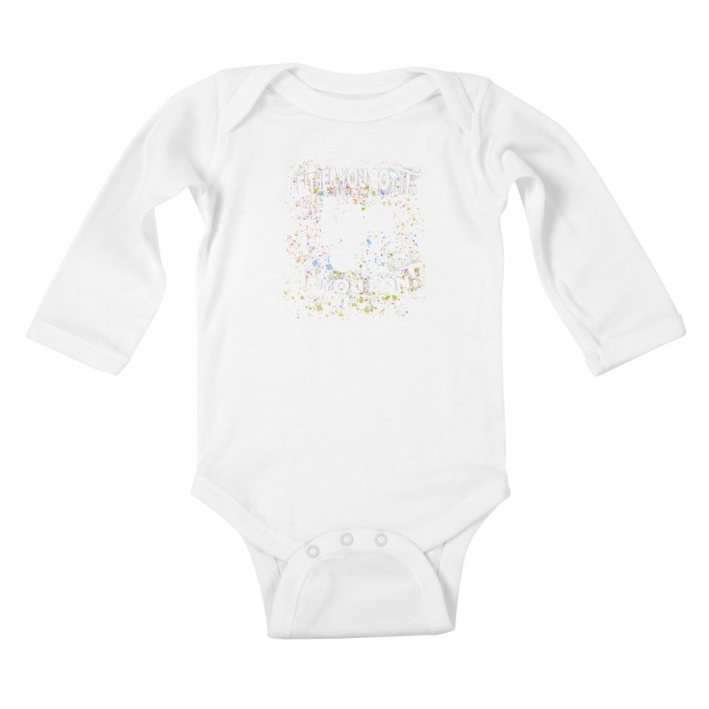 EITHER YOU GOT IT OR YOU DON'T JERKSTUNTS ALBINO Kids Baby Longsleeve Bodysuit by ExploreDaily's Artist Shop